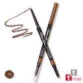 tt max 絕對鎖定持色眉膠筆(BR02優雅紅褐)防水 顯色