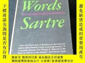 二手書博民逛書店The罕見Words Autobiography of Jean