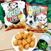 【 農心Nongshim雞塊造型點心--世界杯特別版】C43
