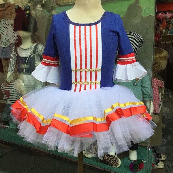 現貨 質感白雪公主連身裙 1色 角色服/萬聖節/耶誕裝/表演服 《寶寶熊童裝屋》