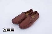XES 軟Q軟Q超軟舒適可折疊休閒鞋 男鞋  紅色