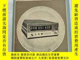 二手書博民逛書店radioelectronic罕見measurements(H1