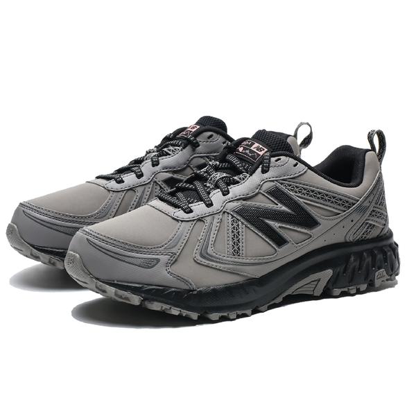 NEW BALANCE 410 V5 深灰 黑 機能 復古 李東輝 慢跑鞋 男(布魯克林) MT410SO5