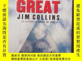 二手書博民逛書店Good罕見To Great(WHY SOME COMPANIES MAKE THE LEAP···AND OTH