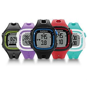 [福利資訊]GARMIN Forerunner® 15 三合一 運動健身手錶
