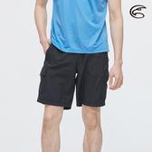 ADISI 男智能纖維立體袋速乾短褲AP2011005 (S-2XL) / 城市綠洲 (單向導濕、輕薄、快乾、透氣)