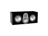 名展音響 英國Monitor Audio 名展音響 銀Silver C350 中置喇叭 鋼烤版 新竹桃園推薦