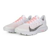NIKE系列-QUEST 2 女款白粉編織運動慢跑鞋-NO.CI3803101