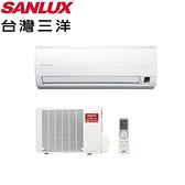 【SANLUX三洋】3-5坪定頻冷專分離式冷氣SAC-22FE/SAE-22FEA
