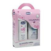 CHICCO 寶貝嬰兒潤膚乳液500ml超值組 (隨機搭配不同贈品)