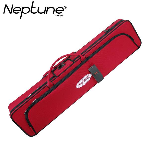 小叮噹的店- 高級二胡盒 Neptune NE510 二胡 硬盒 cass 麂皮絨