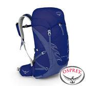 【美國 OSPREY】Tempest 30 透氣健行背包 XS/S 28L『鳶尾藍』10000882 背包.健行.防雨罩.旅遊.登山