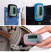 單功能刷步器走路計步器數小型記步便攜式迷你靜音自動老人用 YYJ 阿卡娜