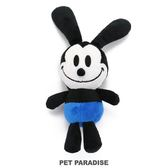 【PET PARADISE 寵物精品】DISNEY 幸運兔奧斯華啾啾玩具 寵物玩具 繩結玩具