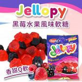 黑莓水果風味軟糖 50g【櫻桃飾品】【30404】