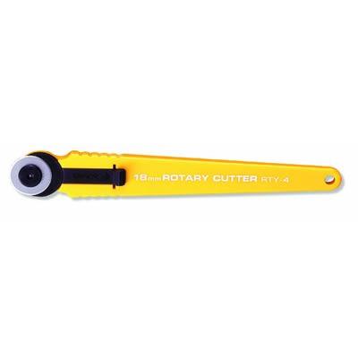 OLFA 18m/m 割布(拼布) 刀RTY-4/G
