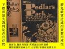 二手書博民逛書店1904年罕見The Pedlar s Pack 經典童話繪本《小販背包》插圖畫家Chas. Pears彩色插圖