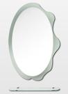 【麗室衛浴】化妝鏡 LS-1213 噴砂藝術明鏡 540*800mm