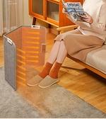 暖腳寶暖腳墊 暖腳寶辦公室桌下取暖器看電視保暖神器電加熱墊冬天護膝捂暖腿部 交換禮物