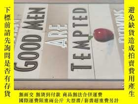 二手書博民逛書店【英文原版】When罕見Good Men Tempted( 如圖)Y25633 Bill Perkins Zo