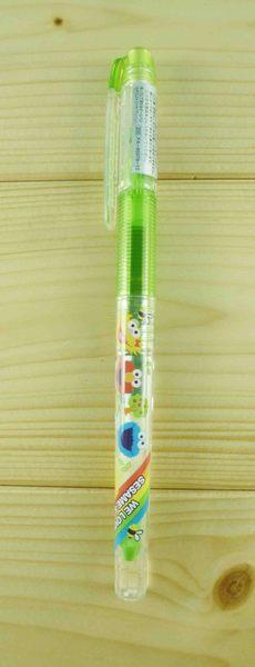 【震撼精品百貨】Sesame Street_芝麻街~擦擦原子筆-綠