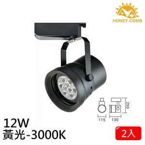 HONEY COMB LED 12W AR111 軌道式燈具 2入一組TK1115B-12
