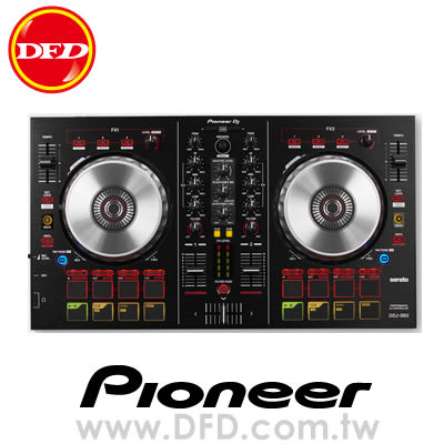 限量現貨▸▸先鋒 Pioneer DDJ-SB2 入門級雙軌Serato DJ 控制器(黑色) 先鋒公貨