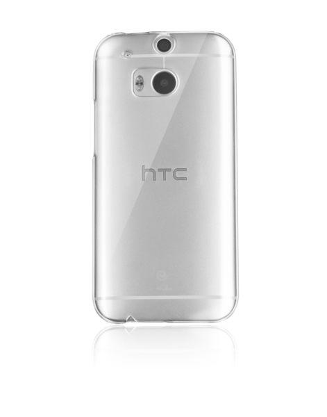 JTL HTC ONE M8 輕量透黑、超抗刮 手機保護殼,日系設計嚴選