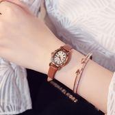 手錶女式時尚女錶防水學生正韓簡約潮流 年貨鉅惠 免運快出