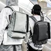 雙肩包男士背包女大學生高中韓版原宿ulzzang時尚潮流青年ins書包