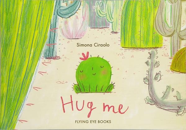 【麥克書店】HUG ME /英文繪本《主題:自我認同.情緒管理》