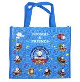 【卡漫城】 湯瑪士 環保袋 ㊣版 手提袋 才藝袋 購物袋  收納袋 Thomas 小火車 蒸汽 火車頭 防水