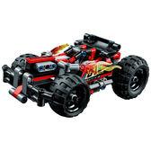 積木 樂高積木科技機械組系列拼裝玩具高速賽車跑車火力猛攻42073jy【母親節禮物八折大促】