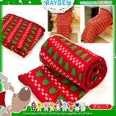 X'MAS聖誕樹印花居家懶人毯 抱毯 毛毯 空調毯