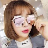 《Caroline》★年度最新網紅款潮流行時尚百搭明星抗UV太陽眼鏡 70626標檢局D74321