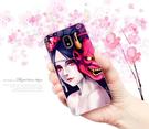 [J4 軟殼] 三星 Sumsung Galaxy j4 J400G J400DS 手機殼 外殼 保護套 美女般若惡鬼