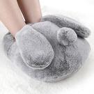 暖腳寶充電暖足冬天保暖神器加熱水袋床上睡覺用季捂腳墊套不插電