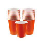 9oz紙杯20入-香吉士橘