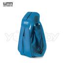 【限時特價↘】英國 WMM Smileu 舒服5式親密揹巾/背巾-土耳其藍(輕盈版)