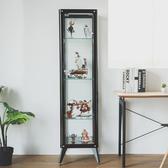 公仔模型 展示櫃 收納櫃【V0035】威爾四層玻璃展示櫃(兩色) MIT台灣製 收納專科