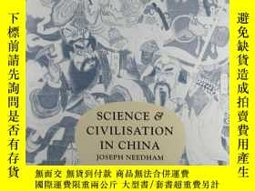 二手書博民逛書店【包罕見】Science and Civilisation in