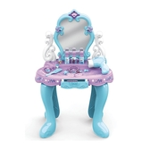 《 Disney 迪士尼 》冰雪奇緣聲光化妝台╭★ JOYBUS玩具百貨