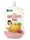 韓國 BEBECOOK 寶膳 嬰幼兒雪梨紅棗桔梗汁(120ml)