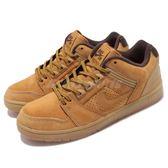 Nike 滑板鞋 SB Air Force II Low PRM 咖啡 駝色 麂皮 舒適緩震鞋墊 運動鞋 男鞋【PUMP306】 AV3801-772