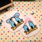 【發現。好貨】唐老鴨 黛西毛絨束口袋 迪士尼 化妝包 收納包 置物包 衛生棉包