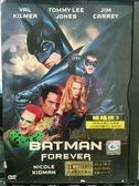 挖寶二手片-Z06-013-正版DVD【蝙蝠俠3】-方基墨*湯米李瓊斯*金凱瑞*妮可基嫚