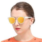 墨鏡 雙色 潮 撞色 造型 經典 時尚 大框 太陽眼鏡【KS8808】 icoca  03/15