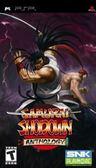 PSP Samurai Shodown Anthology 侍魂 六番勝負(美版代購)