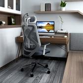 【Hyman PluS+】工學智慧雙腰托雙曲線設計人體工學電腦椅/辦公銀色