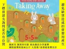 二手書博民逛書店Slide罕見and See Taking Away in the Garden-在花園裏滑滑梯看看外賣Y46